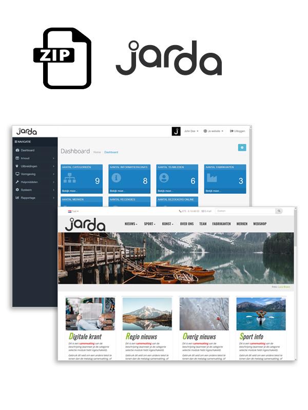 Download Jarda CMS